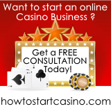 start your gambling business today